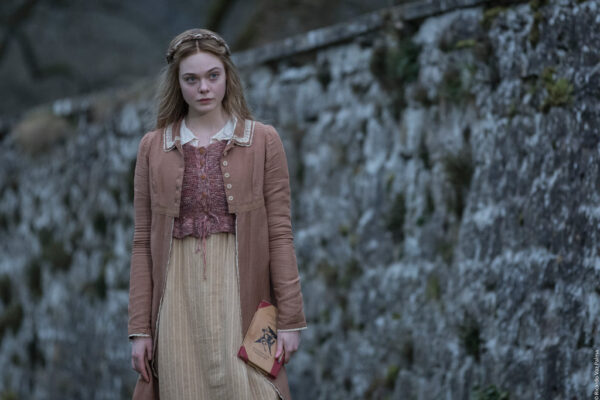 24a9748f7f2 Elle Fanning as Mary Shelley. Image  IFC Films