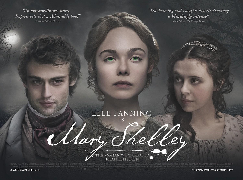 Mary Shelley Film