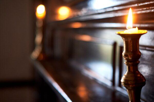 Candlelit tours