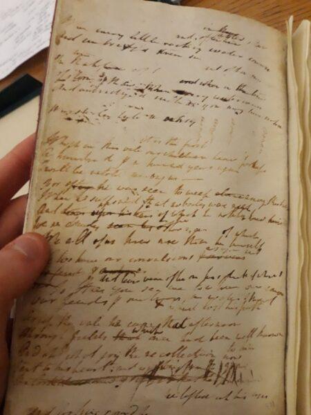 Dorothy Wordsworth Archives Wordsworth Trust